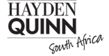 Hayden Quinn's South African Adventure