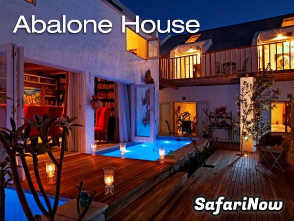 Abalone House - Haydenquinnsouthafrica.com