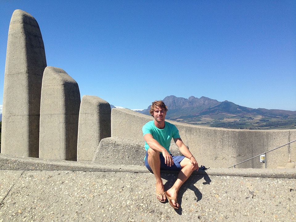Taal Monument, Paarl