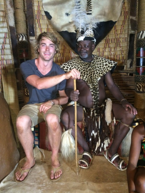 Hayden and the Zulu Kingdom